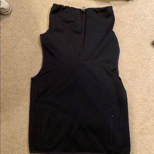 Nike Sportswear Women's Black Running Vest Small